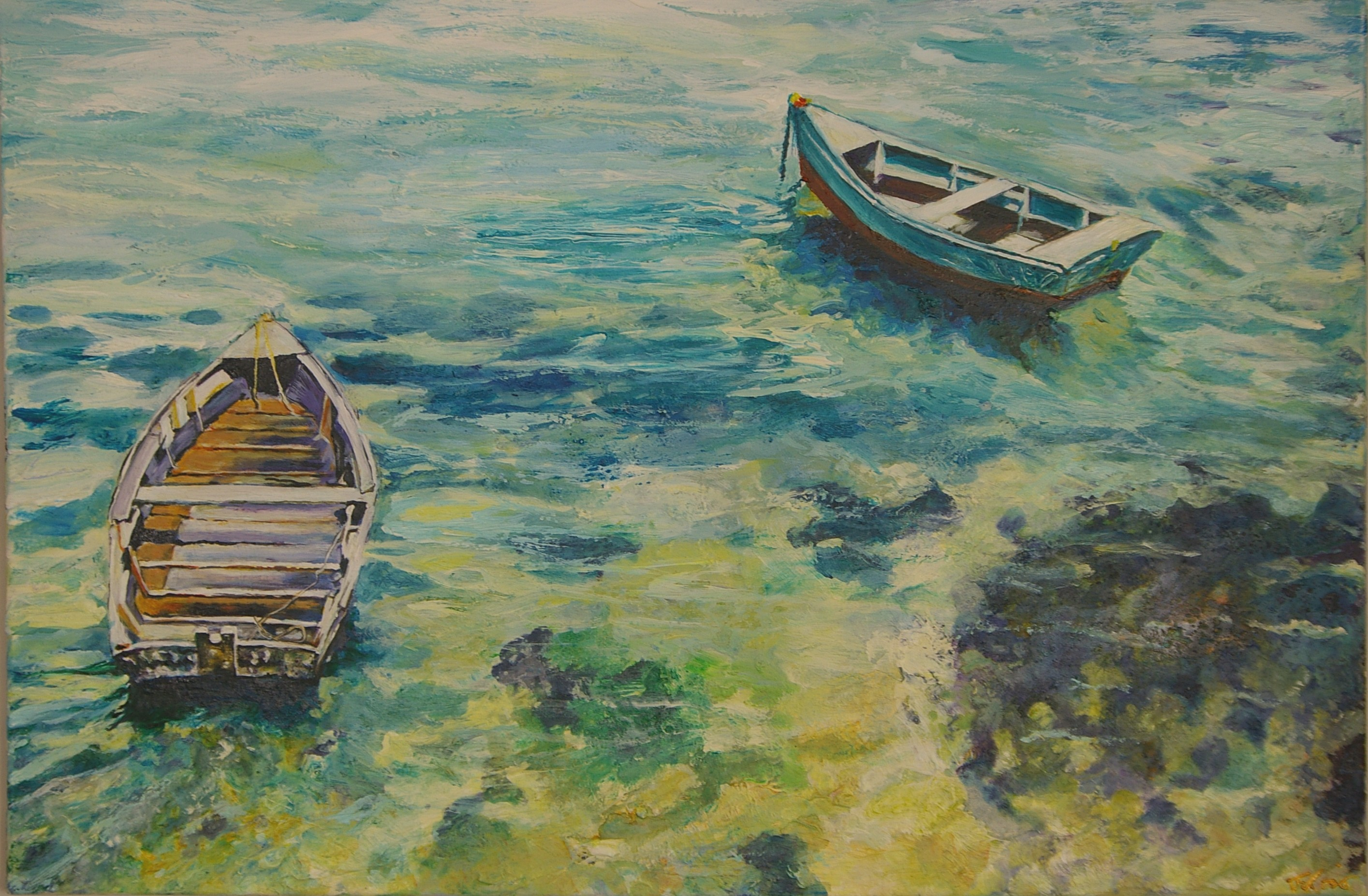 Brittany Boats II - For Sale
